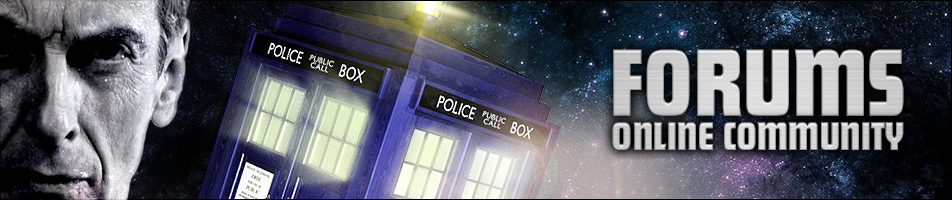 Doctor Who Online - Forums